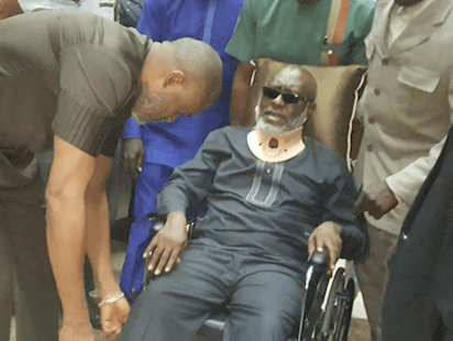 Image result for metuh in wheelchair