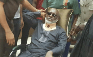 Breaking: Court sentences Metuh to 7 years imprisonment, to pay N375m to FG