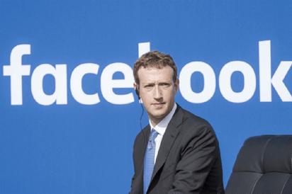 Facebook CEO backs regulation of harmful online content