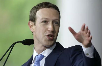 Facebook founder: Mark Zukerberg