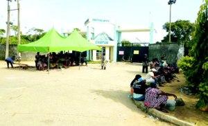 •Niger Delta University under lock