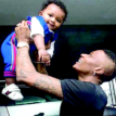 My son, Zion is my life, says Wizkid