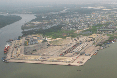 Activities pick up at Warri Port as community relations stabilize