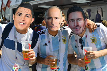Argentina v Iceland