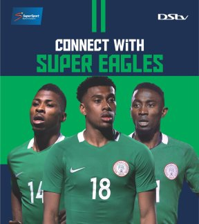 You deserve greatness… connect with DStv - Vanguard News