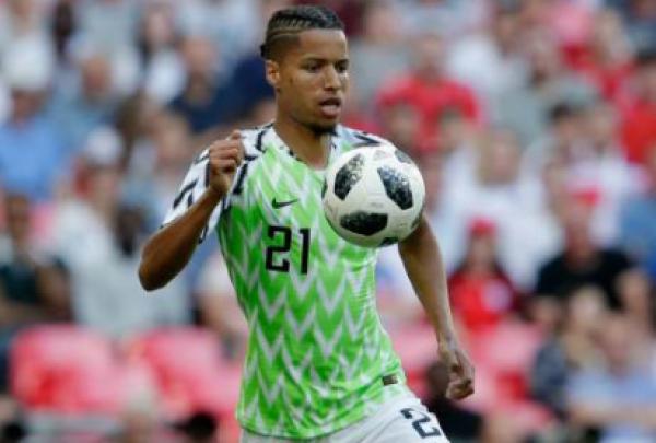 Ebuehi doubtful for AFCON selection #Nigeria Ebuehi e1529785661119