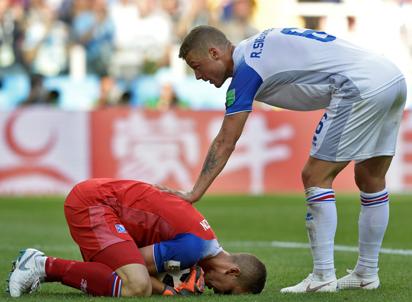 Argentine vs Iceland