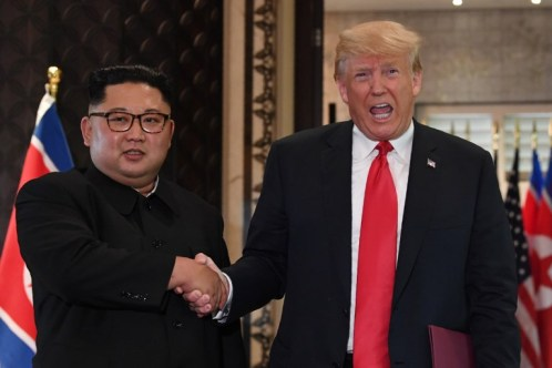 Denuclearization off negotiating table with United States ? North Korea