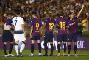 Barcelona-Tottenham