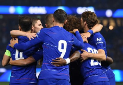 Sarri begins life in Chelsea with win over Perth Glory 1