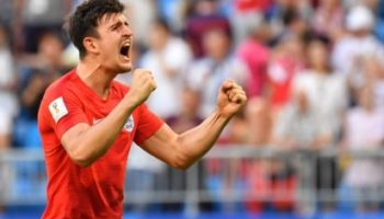 harry maguire the remarkable rise of england s unlikely new hero vanguard news harry maguire the remarkable rise of
