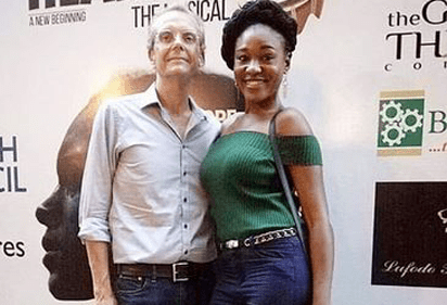 Actress Judith highlights special attributes of White hubby 1