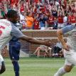 Liverpool thrash Napoli as Alisson makes debut
