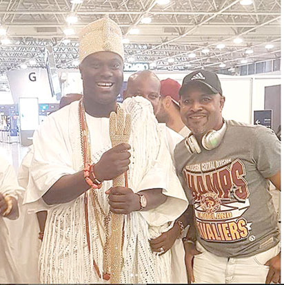 Ooni of Ife, Saidi Balogun to partner Brazil on new movie project 1