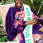 Check out first Miss Nigeria at 86