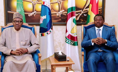 Buhari to attend ECOWAS Summit in Niger on Monday