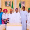 Buhari, Osinbajo,Tinubu, APC govs, South West stakeholders meet