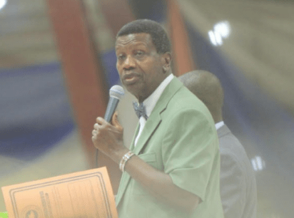 Lekki Tollgate: Adeboye condemn attack on protesters