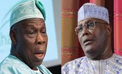 Obasanjo forgives Atiku