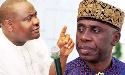 'We'll destroy Rivers' warmongers emboldened by Amaechi — Wike