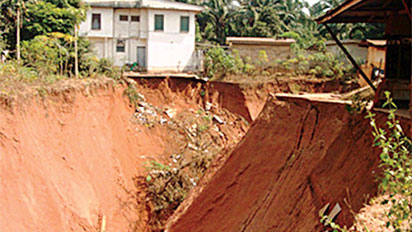 Buhari needs to declare state of emergency on erosion in Anambra, says CLO