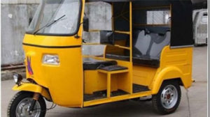 Tricycle, solar