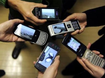 phones transmit virus