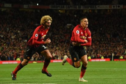 Man Utd Vs Newcastle Sanchez Grabs Late Winner To Give Mourinho A Breather Vanguard News