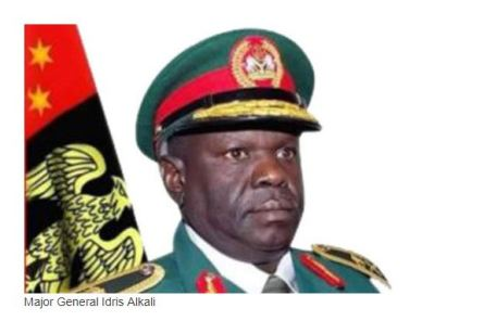 Late. Major General Idris Alkali