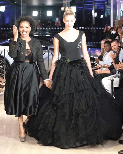 Feyisola Adeyemi's 'Black Swan' – Vanguard News Nigeria - Events