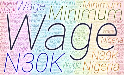 Image result for minimum wage in nigeria