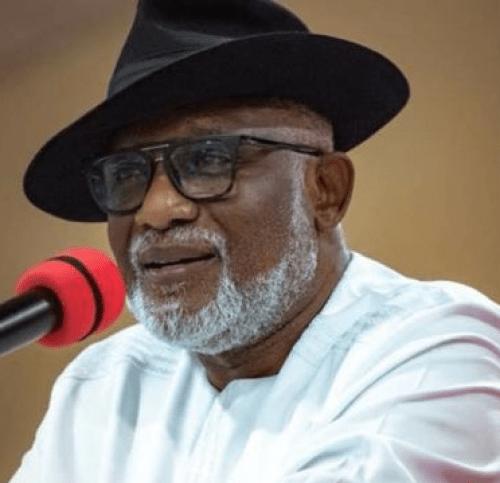 Amotekun outfit not for ethnic persecution — Akeredolu
