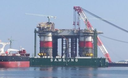 Egina FPSO: Samsung eyes future opportunities in Nigeria - Vanguard News