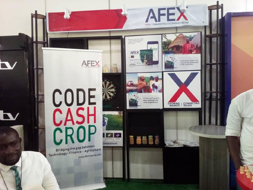 Blockchain tech provides liquidity for smallholder farmers, says AFEX
