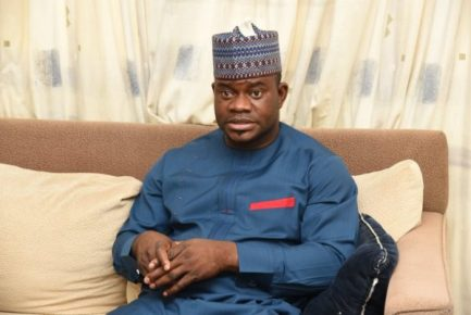 Kogi Election Result: Let's meet in court, Bello tells PDP, others