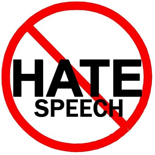 Hate speech, Senate