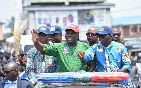 Pdp Will Scrap Lcdas If Allowed, Ambode's Aide Tells Lagos Residents