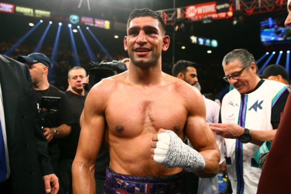 There's no quit in Amir Khan insists McGuigan