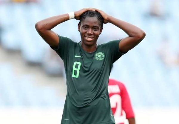 "[OPINION] The ""Betrayal"" of Asisat Oshoala - Reuben Abati"