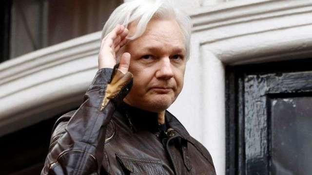 Jailed Wikileaks founder Assange's health improving: spokesman