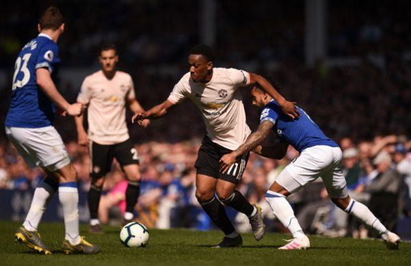 Everton vs Man United