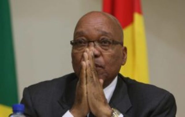 South African court dismisses Zuma's bid to prevent corruption trial