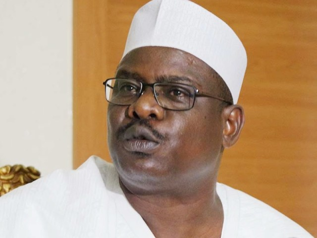 PDP to Presidency: Respond to Ndume's stance on military under funding