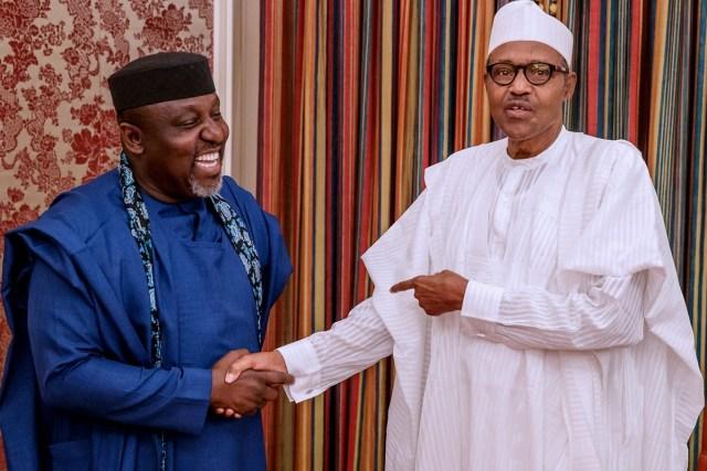 Killings: Restructure security architecture now, Okorocha tells Buhari,