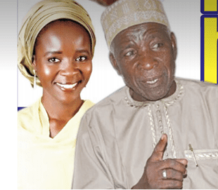 NEWS: Galadima Link up on Buhari's relationship with his daughter (READ MORE Details)