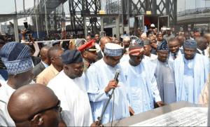 Buhari Oshodi Ambode