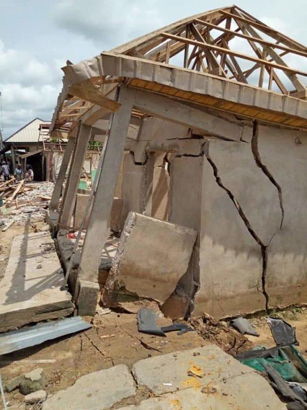 Landslide hits Bayelsa community, destroy houses - Vanguard News
