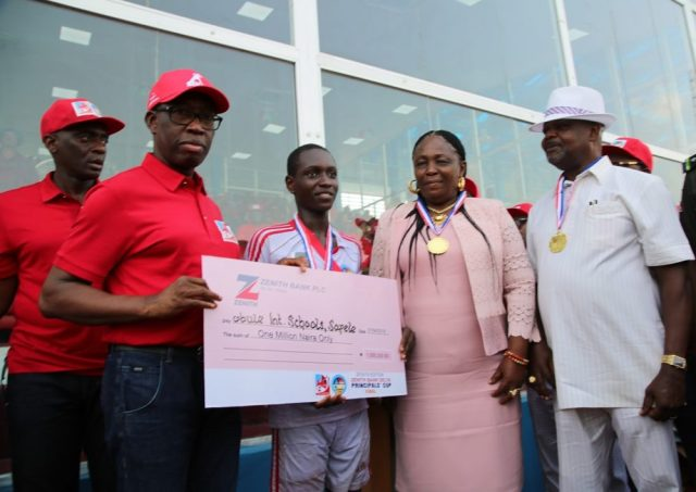 Delta will always dominate in sports – Okowa #Nigeria obu e1554134681697