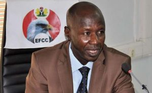 Magu, Senate, anti-corruption war