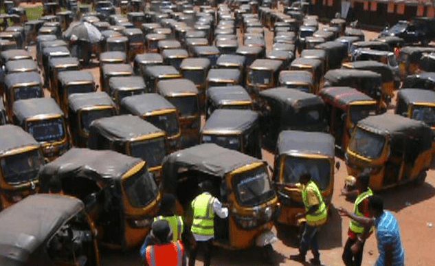 Commuters groan, as tricycle operators protest in Onitsha